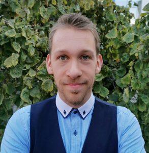 Portrait: Eric Mischke, founder LineUpr