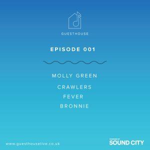 Episode 001 of new live stream platform guest house