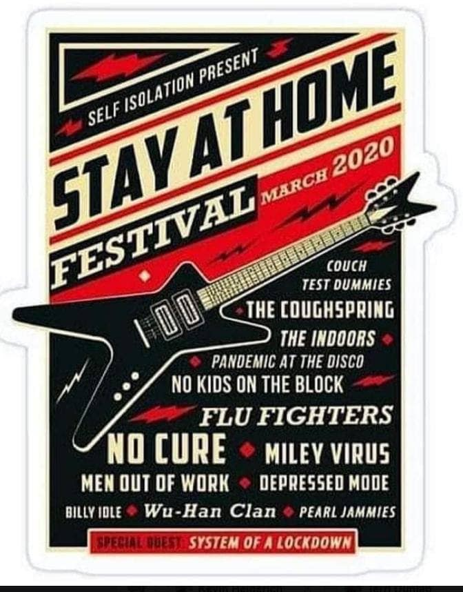 Stay At Home Fun Festival