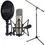 Equipment für deinen Livestream: Rode NT1-A Vocal Komplettbundle