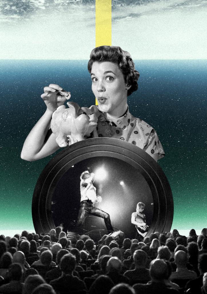 Mit deinem Livestream-Konzert Geld verdienen