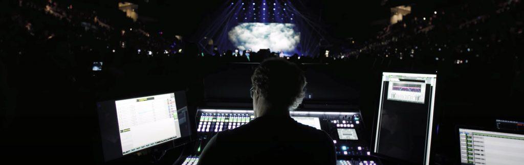 Macht den Backstreet Boys Live-Sound: James McCullagh