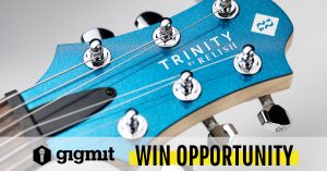 Win the ground-shaking Trinity by Relish