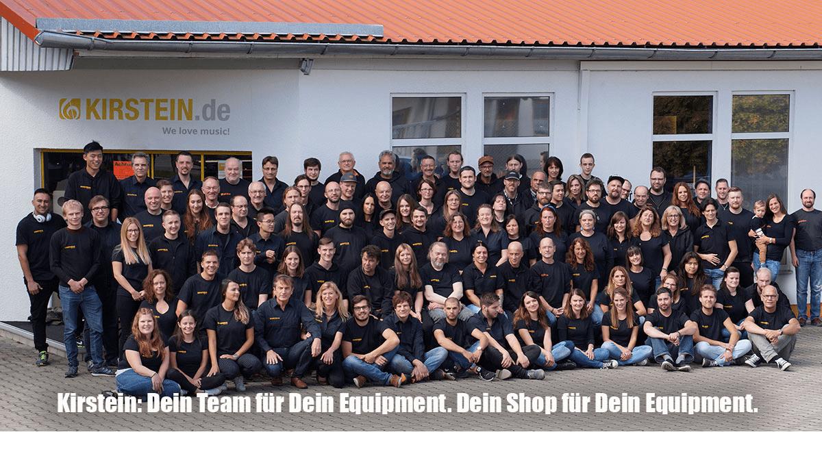 Kirstein Equipment: Team