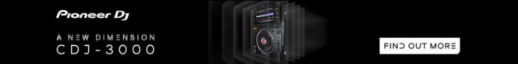 Banner Pioneer DJ CDJ-3000