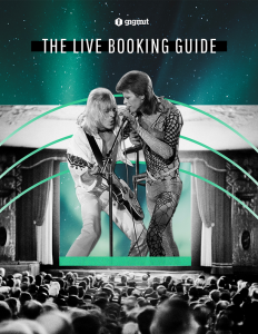 How to get booked: gigmit live booking guide