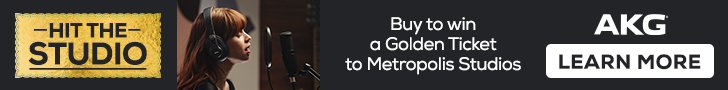 Win A Golden Ticket to Metropolis Studios