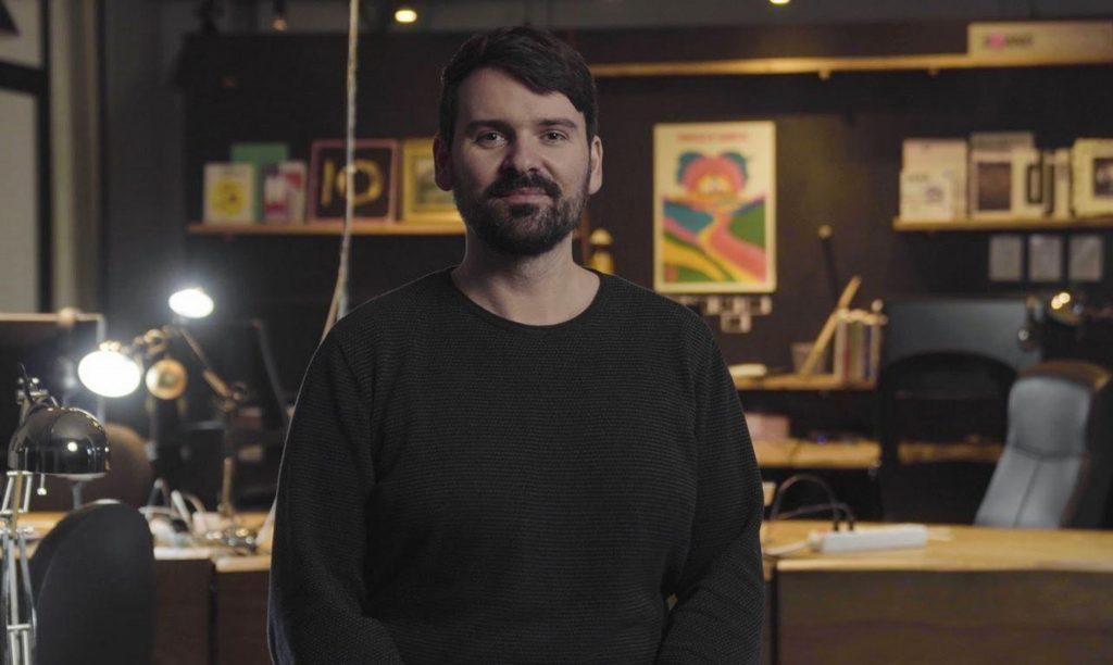 gigmit CEO Marcus Fitzgerald
