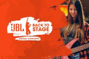 Gig: JBL Back to Stage