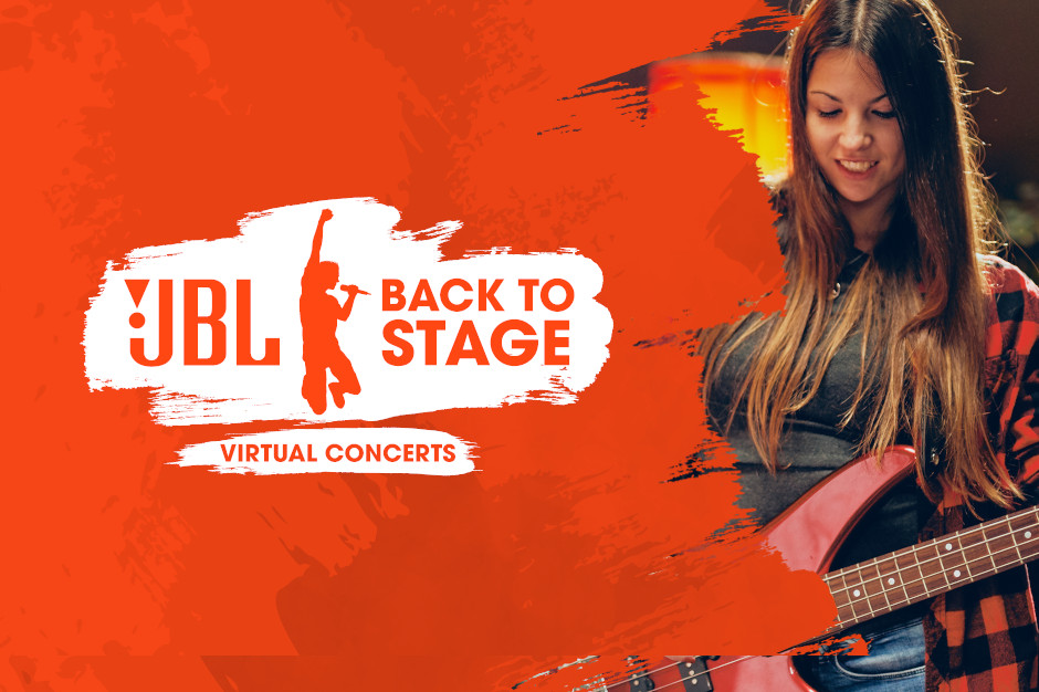 Gig: JBL Back to Stage