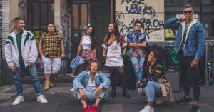 Die Reggae/Dancehall/Hip-Hop Band Memoria