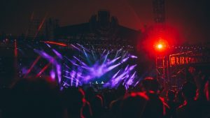 Stage Astrayed - A Music Festival Experience