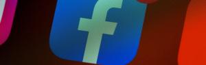 Facebook Icon auf iPhone
