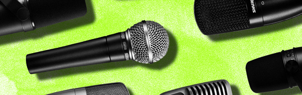 Find the perfect Mic
