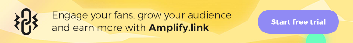 Amplify.link: Artists are startups?